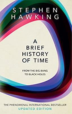 A Brief History Of Time: From Big Bang To Black Holes: Amazon.co.uk:  Hawking, Stephen: 9789632756127: Books
