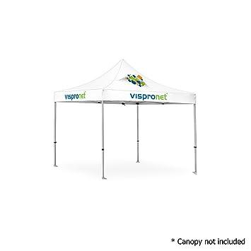 10u0027 x 10u0027 Commercial-Grade Aluminum Tent Frame - Silver Aluminum 10x10 Canopy  sc 1 st  Amazon.com & Amazon.com : 10u0027 x 10u0027 Commercial-Grade Aluminum Tent Frame ...