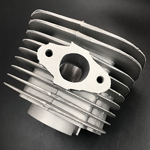 CDHPOWER Cylinder Body 66cc/80cc-40mm Gas Motorized Bicycle gas engine cylinder 2 stroke gas motor cylinder (Stroke 2 Bike)