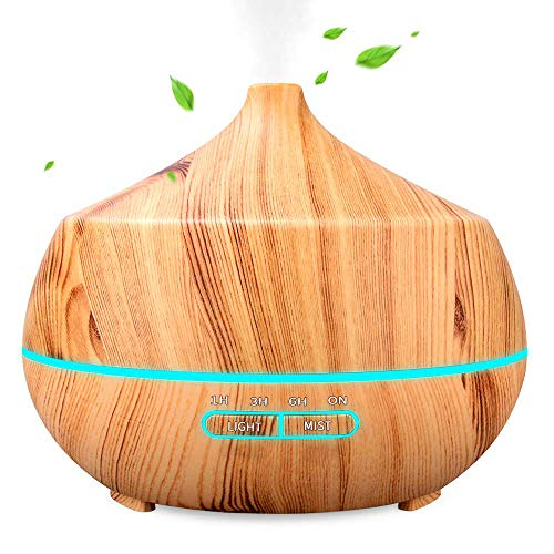 🥇 400ml Humidificador Ultrasónico