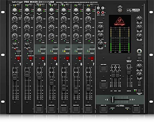 7 channel mixer - 9