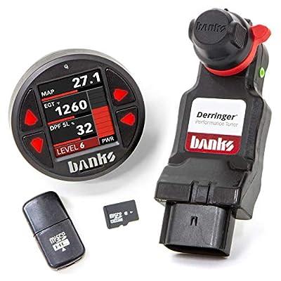 Banks Derringer Tuner 17 19 GM 6.6L L5P: Automotive
