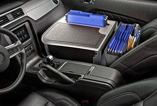 AutoExec Efficiency FileMaster Portable Car Seat Desk - 20000 with Free Ergonomics eBook