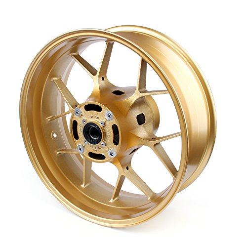 Artudatech Rear Wheel Rim For Honda CBR1000RR CBR 1000RR 2008-2014 Gold by Artudatech (Image #2)
