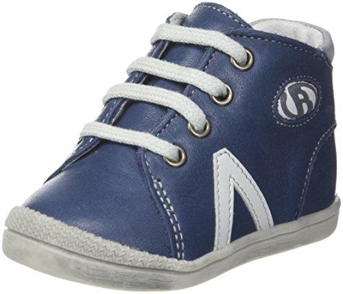 babybotte Unisex Baby B2 Sneaker Blau (Marineblau)