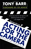 Acting for the Camera, Tony Barr, 0060928190
