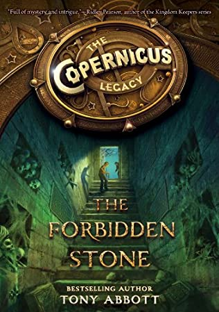 book cover of The Forbidden Stone