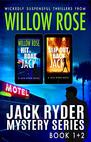 Spine-chilling tales from the Amazon ALL-star Bestselling author Willow Rose – FREE Today! Jack Ryder Mystery Series: Vol 1-2