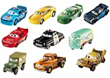 Disney Pixar Cars 3 Piston Cup Diecast Collection, 10-Pack Vehicles