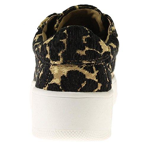 Steve Madden Womens Bertie Fashion Sneaker Leopard