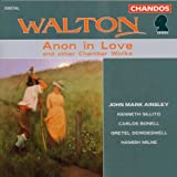 Walton: Anon in Love and other Chamber Works by Jill Gomez