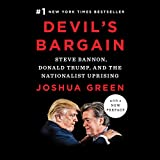 Book cover image for Devil's Bargain: Steve Bannon, Donald Trump, and the Nationalist Uprising