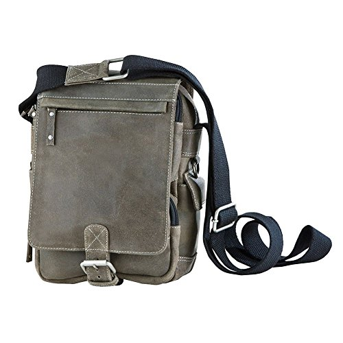 Bull and Hunt , Borsa Messenger  grigio