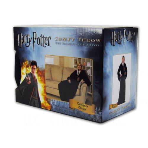 Warner Bros Harry Potter Comfy Throw Gryffindor