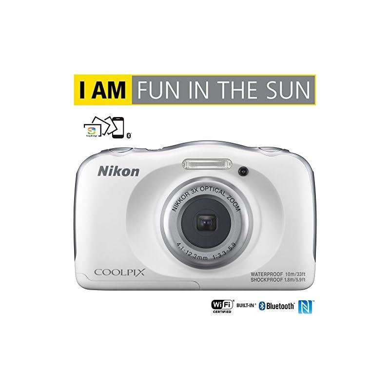Nikon COOLPIX W100 13.2MP 1080P Digital