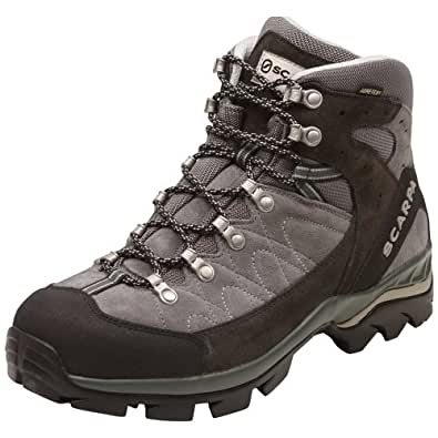 Scarpa Kailash GTX Hiking Boot - Men's Boots 38.5 Smoke/Anthracit