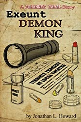 Exeunt Demon King (Johannes Cabal series)