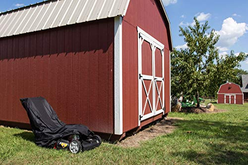 Sturdy Covers Push Mower Defender – Universal Push Lawn Mower Cover