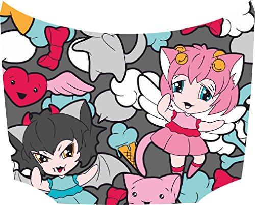 Bonnet Sticker Manga: