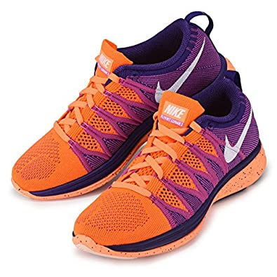 detailed look 94396 2b0f6 ... buy nike flyknit lunar 2 620658 815 atomic orange white court purple  06742 9b716