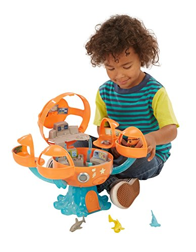 octopod fisher price - 2