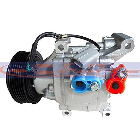 tkparts nuevo a/c compresor 88310 - 1 A580 para Toyota Corolla 1.6/1.4 Corolla zze122 Altis: Amazon.es: Coche y moto