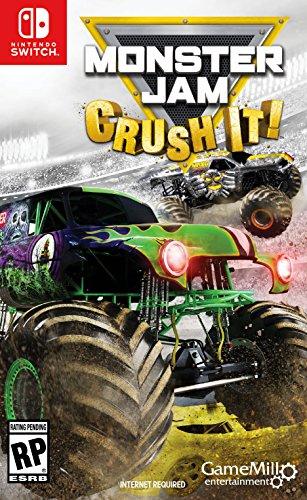 Monster Jam Crush It - Nintendo Switch Standard Edition