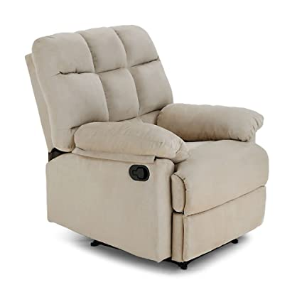 Langria Living Padded Recliner Sofa Chair
