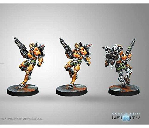 Tiger Soldier Yu Jing Miniature Corvus Belli
