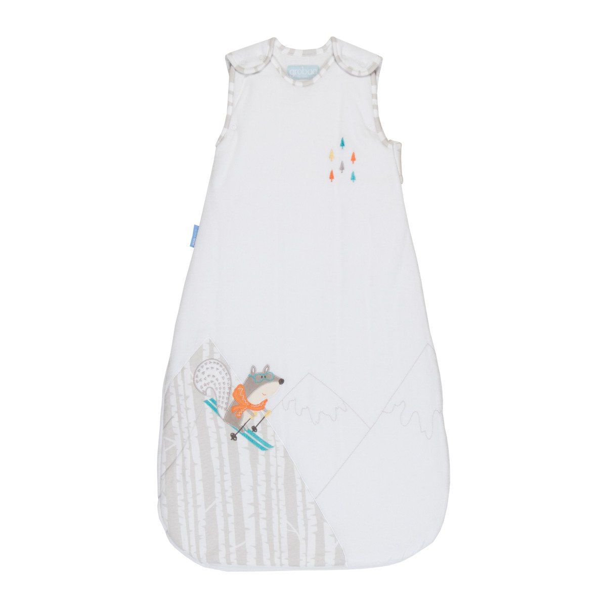 Grobag The Gro Company Floral Flutter 2.5 tog 0-6 m AAA4147