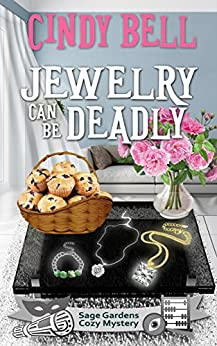 Jewelry Deadly Sage Gardens Mystery ebook product image