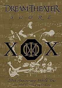 Score: 20th Anniversary World Tour - Live With The Octavarium Orchestra