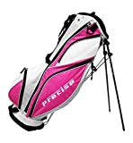 Cheap Precise MDX II Golf Stand Bag, Pink