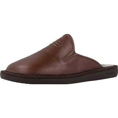 Zapatillas de Estar por casa de Hombre, Color marrón, Marca NORDIKAS, Modelo Zapatillas De Estar por Casa De Hombre NORDIKAS 2210 Marrón: Amazon.es: Zapatos ...