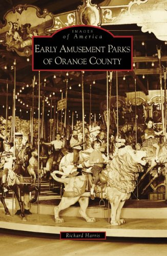 Early Amusement Parks of Orange County (Images of America: California) - Ostrich Farm