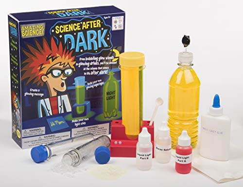 (Be Amazing! Toys Science After Dark Kit)