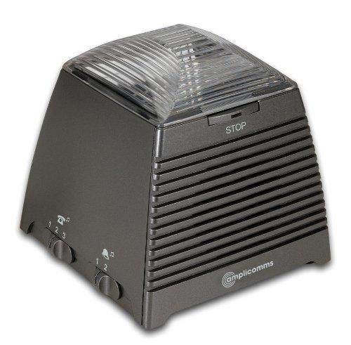 3 opinioni per Amplicom Ring Flash 250 Black,White alarm ringer- alarm ringers