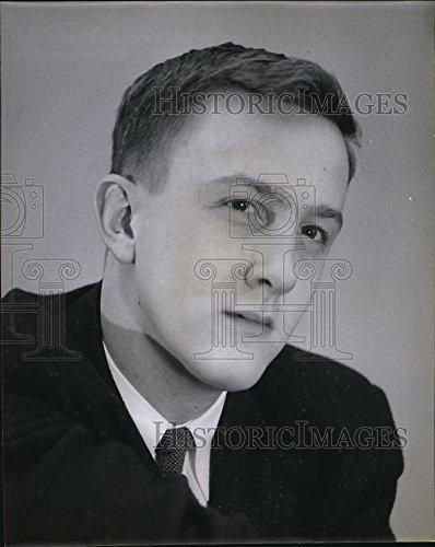 "1960 Converge Photo Bill Gratton actor ""Make a Million"" - orp19257"