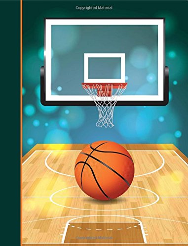 Sports College Gifts (Composition Notebook: Basketball College Ruled Lined Pages Book (7.44 x 9.69))