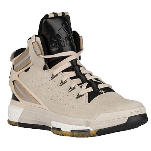 reputable site 3852b c698d Galleon - Adidas Performance Men s D Rose 6 Boost Basketball Shoe (11.5 M  US, Clear Brown clay Brown black)