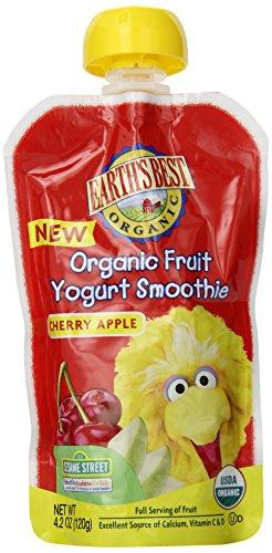 Earths Best Organic Yogurt Smoothie