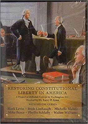 Restoring Constitutional Liberty in America - [DVD]