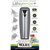 Wahl Lithium Ion Stainless Steel Trimmer (Silver)
