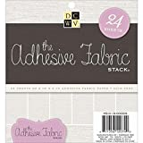 Die Cuts With A View Adhesive Fabric Stack, 6-inches by 6-inches
