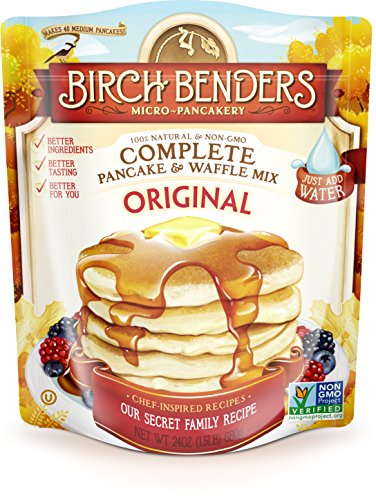 Birch Benders Pancake Waffle Mix Original, 24 oz