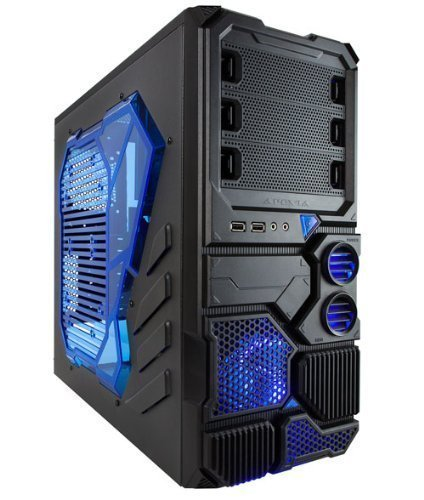 apevia-x-sniper2-bl-atx-mid-tower-pc-gaming-case-with-blue-tinted-side-window-front-usb30-audio-blac