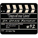 Claquete Dr. Ramoray MDF
