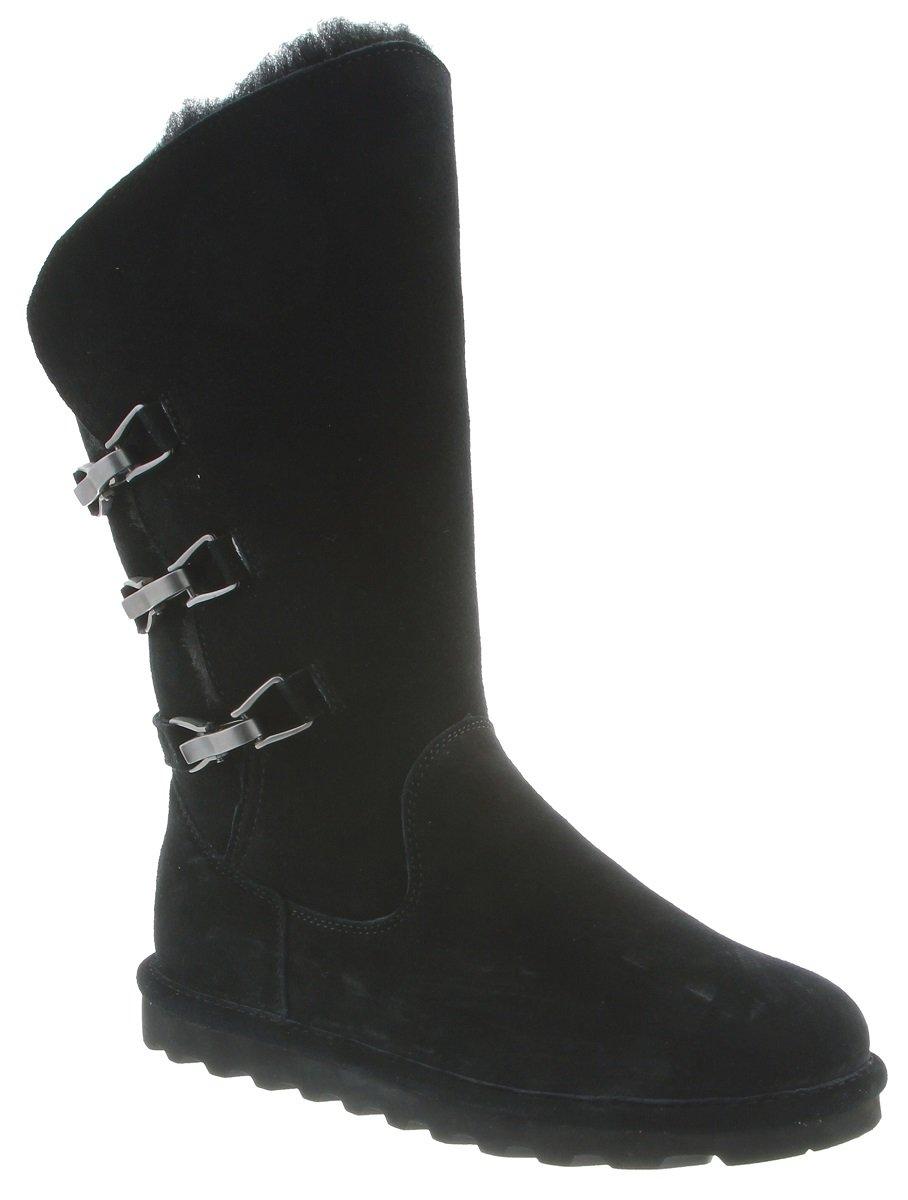 BEARPAW Women's Jenna Boots B06XYJJKDG 10 B(M) US|Black Ii