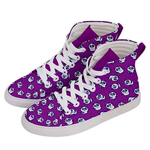 Purple Rosa Sneaker Pink Cowcow Donna OUIxa