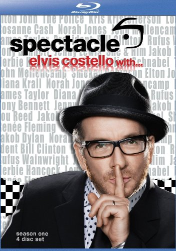 Elvis Costello: Spectacle - Season One - Blue Ray Spectacles
